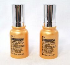Lot/2 Peter Thomas Roth Camu Camu Vitamin C Brightening Serum ~ .34 fl oz Each ~