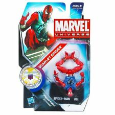 "Marvel Universe 3 3/4"" Action Figures - Scarlet Spider MOC"