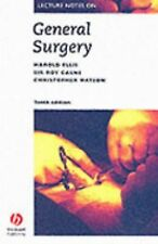 Lecture Notes on General Surgery, 10th Edition