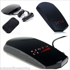 360° Full Band Detection Voice Alert Car GPS Radar Laser Speed Camera Detector