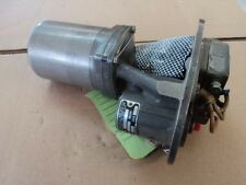 1 EA USED THOMPSON FUEL BOOSTER PUMP FOR UNKNOWN AIRCRAFT P/N: TF55000-6