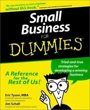 Small Business For Dummies(For Dummies (Lifestyles Paperback))