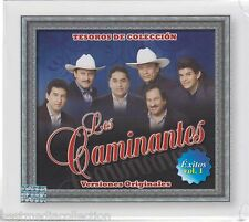 SEALED - 3 CD's Los Caminantes CD Tesoros De Coleccion NEW
