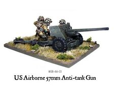 Bolt Action BNIB US Airborne 57mm ATG & Crew