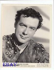 Richard Greene sexy Robin Hood VINTAGE Photo Sword Of Sherwood Forest
