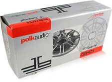 "Polk Audio db401 (db-401) 4"" 2-way Marine Certified Coaxial Car/Boat Speakers"