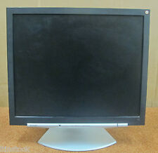 "SHARP ll-191a-b 19"" 1280 x 1024 SXGA TFT LCD monitor display (nero e argento)"