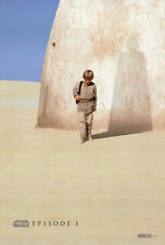 "STAR WARS: EPISODE I - THE PHANTOM MENACE - MOVIE POSTER (ADVANCE) (27"" X 40"")"