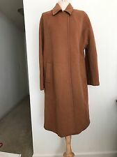Donna Karan New York Wool Unlined Coat SZ 8 USA