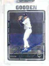 2005 Topps Retired Signature Autographs Dwight Doc Gooden Autograph #TADG  *6099