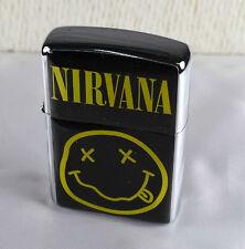 Briquet Têmpete Nirvana,pop rock,métal ,groupe ,musique