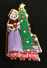 Disney DSF 2013 - Beauty & the Beast Belle Toys for Tots LE 500 Pin