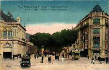 CPA  Cote d'Azur - Nice - Boulevard des Haliens     (203191)