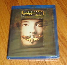 Brand New Sealed The Silence of the Lambs Blu-ray Anthony Hopkins