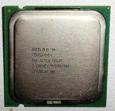 Intel Pentium 4 CPU 541 HT Technology 1M Cache 3.20 GHz 800 MHZ SL9C6 Processor