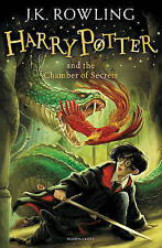Harry Potter and the Chamber of Secrets 2/ - PB Book - Brand New - 1408855666