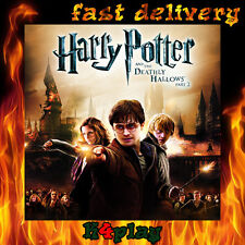 Harry Potter and The Deathly Hallows Part 2 PC Origin CD Key