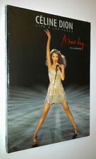 COFFRET 2 DVD NEUF CELINE DION - A NEW DAY - LIVE IN LAS VEGAS