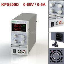 60V 5A Mini Precision Variable Adjustable LED Digital DC Regulated Power Supply