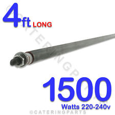 1.5KW 1500w 1UNIVERSAL HEATER ROD - WET / DRY HEATING ELEMENT 220V - 240V 1.5
