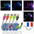 Cable Chargeur Usb Led Data Sync iphone 4/4s/5/5s//6/6+ Galaxy s3/s4/s5