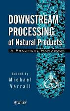 Downstream Processing of Natural Products: A Practical Handbook-ExLibrary
