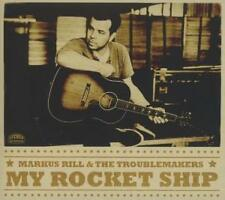 MARKUS RILL & THE TROUBLEMAKERS My Rocket Ship Digipak-CD (505592)