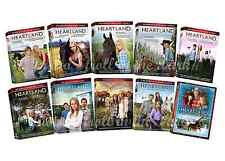 Heartland Complete Series Seasons 1 2 3 4 5 6 7 8 9 + Christmas Movie DVD Set(s)