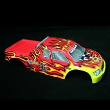 Redcat Racing 08302 Red Flame Earthquake/Avalanche/Landslide body PART 08302
