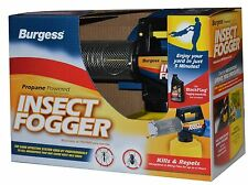 BURGESS PROPANED POWER INSECT FOGGER OUTDOOR/NEW/PET FRIENDLY