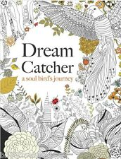 Dream Catcher a Soul Birds Journey Adult Colouring Book Birthday Gift Present