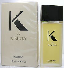 K DE KRIZIA 100 ml EDP Spray Nuovo OVP