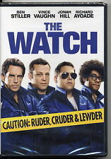 NEW THE WATCH DVD FACTORY SEALED