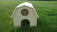 Guinea Pig /Rabbit / House / Shelter / Barn / Hay Rack