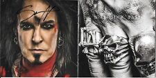MOTLEY CREW SIGNED SIXX AM PRAYERS FOR THE DAMNED , CD BOOKLET PHOTO PROOF COA