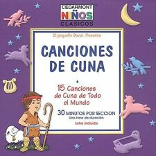 Canciones De Cuna 2004 by Cedarmont Kids