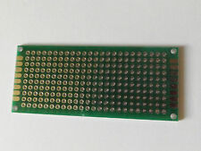 Prototyping Board - Double Sided - Universal PCB DIY - 3cmx7cm - UK Free P&P