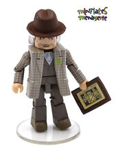 Back to the Future Minimates Return to Hill Valley 1885 Festival Doc