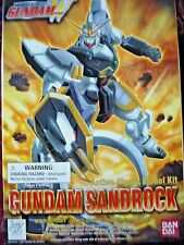 Gundam Wing 1/144 05 Sandrock Gundam Model Kit Bandai