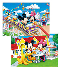 Disney Mickey & Minnie Mouse, Donald Duck Goofy TWO -10x14 3D Lenticular Posters