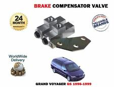 FOR CHRYSLER GRAND VOYAGER 2.5TD 3.3i 1996-1999 NEW BRAKE COMPENSATOR VALVE