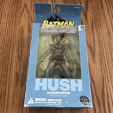 Batman Hush Series 3 Scarecrow Action Figure D.C. comics