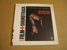 DVD + SOUNDTRACK / DESPERADO ( ANTONIO BANDERAS... )