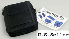 Black Eco-Friendly Mini Magic Bag the Expandable Wallet Tote Bag Brand New