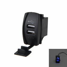 Blue USB Charger for Polaris UTV RZR RZR4 Ranger XP 1000 900 800 Crew 2015 2016a