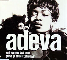 ADEVA Until you come back to me / You´ve got the best (of my love) MCD 1992