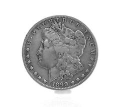 1899-S Morgan Silver Dollar BETTER GRADE ORIGINAL SCARCE DATE Coin, Circulated