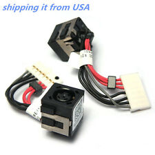 DC POWER JACK HARNESS PLUG IN CABLE FOR Dell Alienware 14 R1 M14X 5D8TK 05D8TK