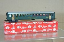 HAG 400 MARKLIN Märklin SBB CFF GREEN 2nd CLASS COACH 281-0 MINT BOXED nc