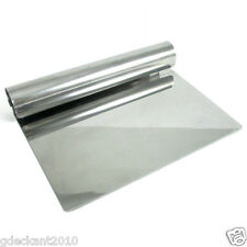 "6""  Stainless Steel Chopper Dough Bakery Cutter Scoop Nuts Herbs soap cutter"